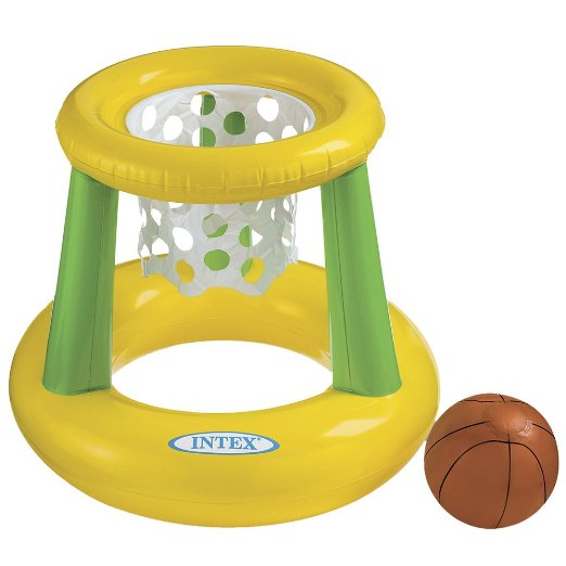 baloncesto-hinchable-piscina