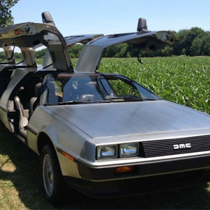 Limusina Delorean